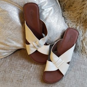 Preview International leather sandals sz 13M
